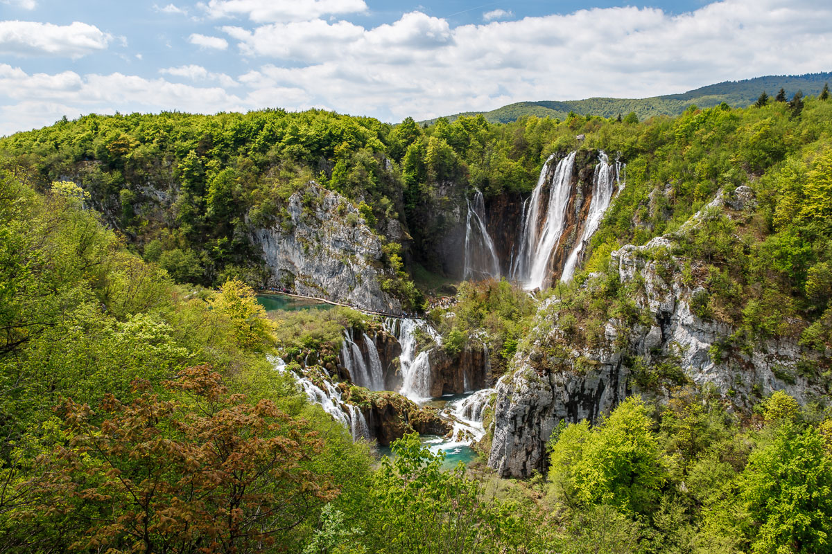 Chasing Waterfalls In Plitvice Lakes National Park Croatia