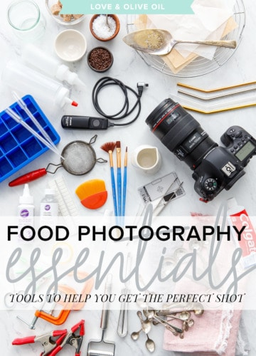 Food Photography Essentials