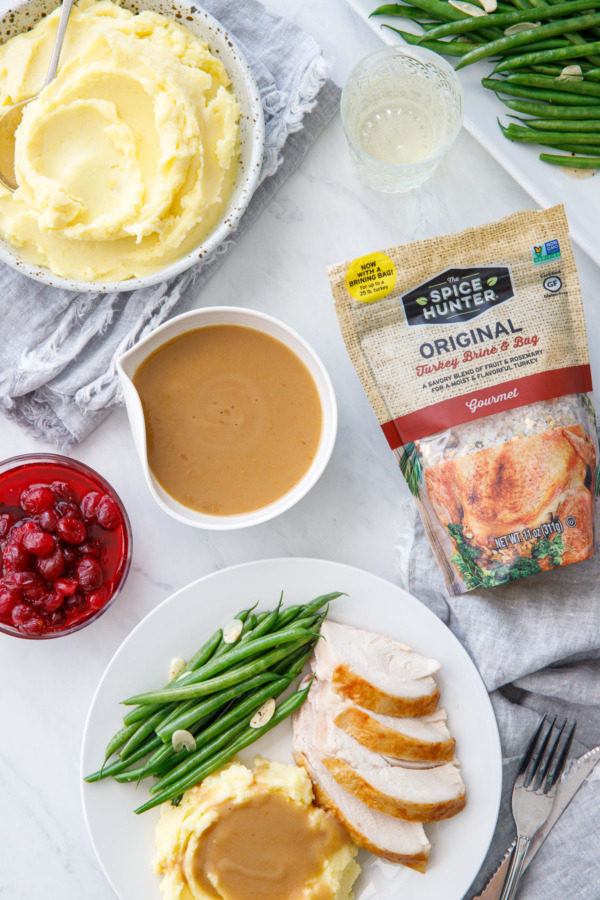 When you brine a turkey, it can often make the gravy extra salty. Follow these tips to make sure that doesn't happen!