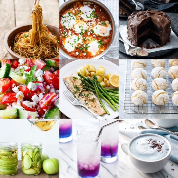 The Most Popular Recipe Posts of the Decade