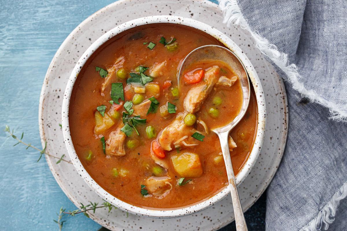 Taylor's Ultimate Turkey Stew