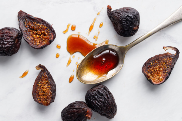 Homemade Fig Syrup