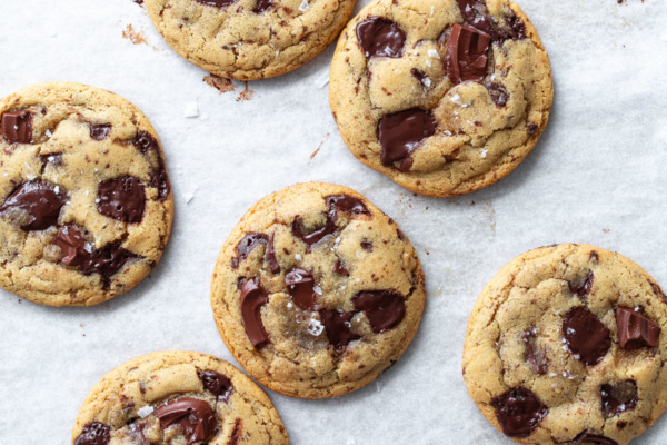 Photo of Olive Oil Chocolate Chunk Cookies | Love and Olive Oil
