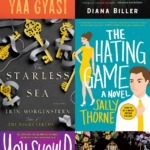 Collage of six book covers recommended in the post