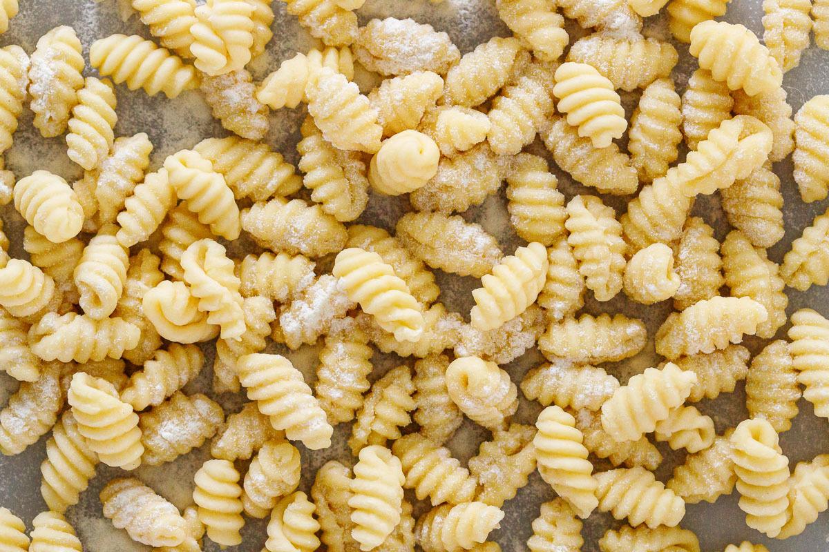 Homemade Sourdough Pasta (Small Batch)
