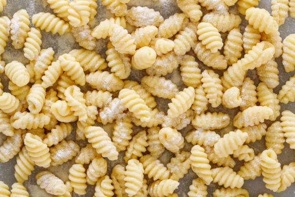 Small-Batch Sourdough Pasta Dough